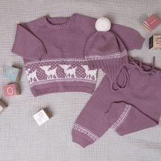 Garnpakker Arkiver - Page 3 of 4 - Bluum Bambi, Baby Outfits, Kids Outfits, Baby Barn, Knitting Machine Patterns, Eco Baby, Knitting For Kids, Kids And Parenting, Knit Crochet