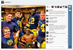 University of Michigan athletes sign social media policy in bid to avoid controversy as Twitter incidents multiply