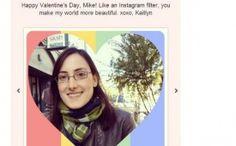 Instagram Co-Founder's Girlfriend Launches Lovestagram for Valentine's Day