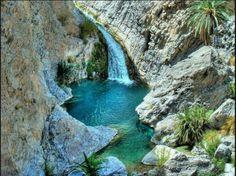 3. Pir Ghaib Waterfall