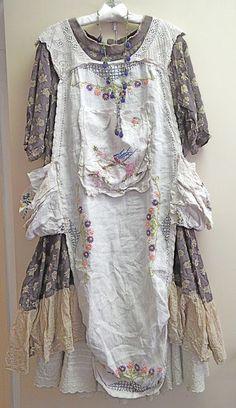 vintage tablecloth reloved