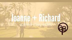 Beautiful wedding at Lanikuhonua | Congratulations Joanne + Richard | Video By: Aria Studios