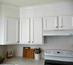 1000 Ideas About Above Cabinets On Pinterest Above