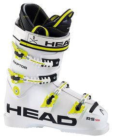 Head Raptor 120 RS Ski Boot - Men's Ski Boots - Winter 2015/2016 - Christy Sports