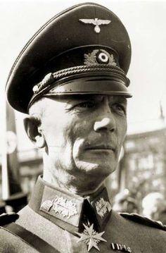 German general Fedor von Bock