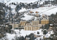 Kulm Hotel -St. Moritz, Switzerland   - Explore the World with Travel Nerd Nici, one Country at a Time. http://TravelNerdNici.com