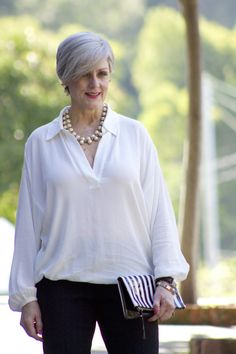 black & white   Style at a certain age