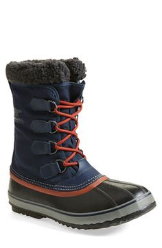 SOREL '1964 PAC' Snow Boot (Men) available at #Nordstrom