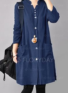 Latest fashion trends in women's Dresses. Shop online for fashionable ladies' Dresses at Floryday - your favourite high street store. Women's Fashion Dresses, Dress Outfits, Casual Dresses, Ladies Dresses, Women's Dresses, Kurta Designs Women, Blouse Designs, Muslim Fashion, Hijab Fashion