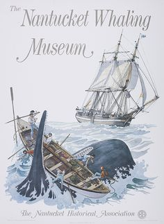The Nantucket Whaling Museum Poster