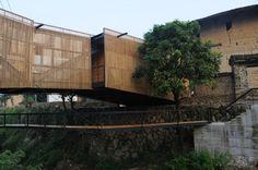 visit us on www.facebook.com/tribelab School Bridge / Xiaodong Li