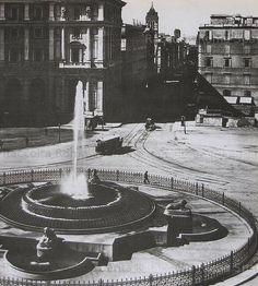 Piazza della Repubblica (ex Piazza Esedra) Anno: fine 800