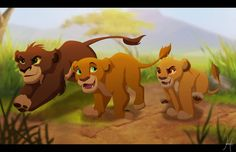 Kiara's Reign by on DeviantArt Kiara Lion King, Lion King 4, Kiara And Kovu, Lion King Fan Art, Simba And Nala, Lion Art, Disney Lion King, The Lion King Characters, Disney Characters