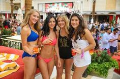 RL Grime at Encore Beach Club, opening weekend for the summer 2016 season