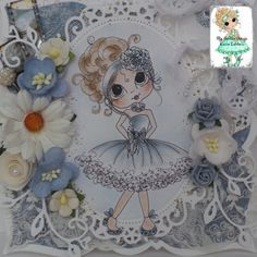 Bestie close-up by Karin Lubbers... see card in post