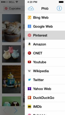 Universal search app Phlo now available for free on iOS and Mac