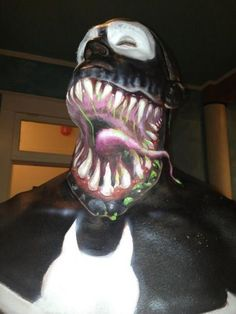 Venom make-up