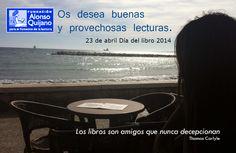 Fundación Alonso Quijano | Para el fomento de la lectura