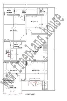 32 50 Feet 148 Square Meters House Plan Plans