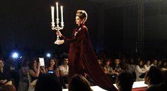 Miltos fashion show finale @AXDWeek