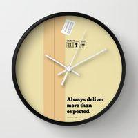 Wall Clocks by Lab No. 4