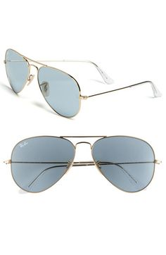 Ray-Ban  Legend Collection  58mm Aviator Sunglasses available at  Nordstrom  (Suggested 61b8a712378d