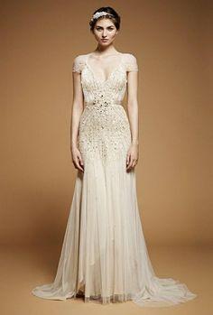 Chic Special Design Brautkleider ♥ Vintage Wedding Dresses