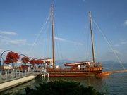 Galère La Liberté, Lake Geneva