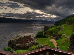 Loch Ness Scotland by GerryMac Loch Ness Scotland, The Loch, Golf Courses, Around The Worlds, Deviantart, Artwork, Work Of Art, Auguste Rodin Artwork