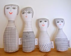 Jane Foster Blog: New Jane Foster Fabric Figures