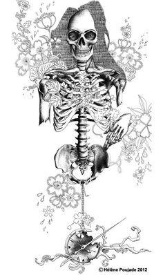 #Skeleton #Bones #Skull