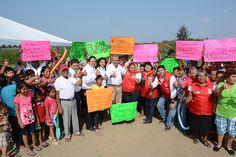 Recorrido por la Colonia Tampico-Altamira. ¡Vamos por el 7 en las próximas elecciones!
