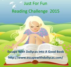 Just for Fun Reading Challenge 2015 | https://www.goodreads.com/group/show/151649-just-for-fun-reading-challenge-2015
