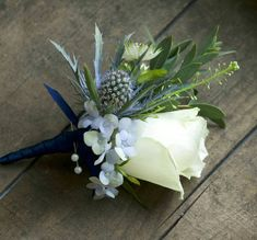 Determining Who Wears Flowers At Wedding For The Best Planning – Bridezilla Flowers Hydrangea Corsage, Hydrangea Boutonniere, Blue Hydrangea Wedding, Hydrangea Bouquet Wedding, Corsage And Boutonniere, Diy Wedding Bouquet, Flower Corsage, Corsage Wedding, Floral Wedding