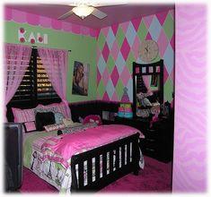 2013 cute bedroom design for little girls – decoration ideas . bedroom for little girls Girls Bedroom Design Ideas for a Stylish Litt. Small Room Decor, Small Room Design, Small Room Bedroom, Girls Bedroom, Bedroom Decor, Bedroom Ideas, Small Rooms, Design Bedroom, Master Bedroom