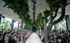 Dior Runway - Forest of Fashion