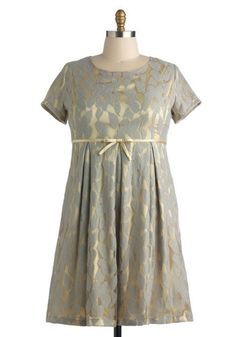 I want this too! Just That Elegant Dress in Plus Size, #ModCloth #PlusSize