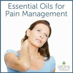 Essential Oils for Pain Management http://blog.aromatools.com/2014/04/28/see-modern-essentials-essential-oils-for-pain-management/