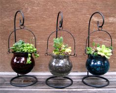 Love these! http://ciaonewportbeach.blogspot.com/2011/06/visit-with-camille-and-her-petite-pots.html