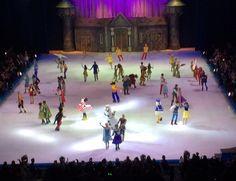 Disney on Ice perfor