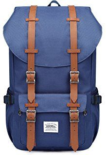 b72e8e3e19b96 Kaukko New Feature of 2 Side Pockets Outdoor Travel Hiking Backpack Laptop  Schoolbag for Men and