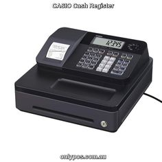 Buy Casio Black Cash Register from OnlyPOS.