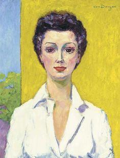 Kees van Dongen, Jeune femme au soleil
