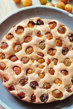 Gâteau Lorrain aux mirabelles - Blog de cuisine créative, recettes / popotte de…