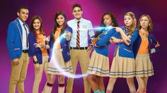 """Nickelodeon Witch   !: Nickelodeon USA To Premiere Brand New Magical Series """"Every Witch ..."""