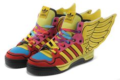 Adidas Originals by Jeremy Scot JS Wings 2013