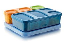 Rubbermaid 1866737 LunchBlox Kid's Flat Lunch Box Kit, Blue/Orange/Green, http://www.amazon.com/dp/B00DVEGC90/ref=cm_sw_r_pi_awdm_88Xpwb1300ZFD