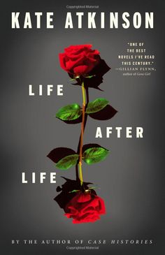 Life After Life: A Novel: Kate Atkinson. Like Groundhog Day, with minor details changed each time, affecting the outcome.