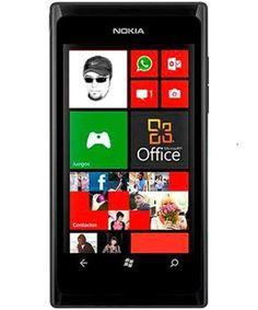 $298.000= en prepago. Windows Phone Nokia Lumia 505. Ya está a la venta en Colombia.