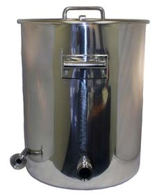 15 Gallon Boil Kettle with Tangential Inlet -$308 plus fittings